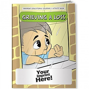 Coloring Book   Grieving A Loss