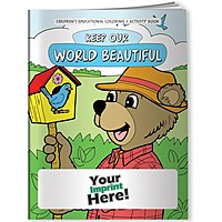 Coloring Book   Keep Our World Beautiful