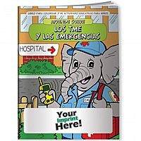 Coloring Book   Learn About Em Ts And Emergencies (Spanish)