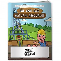 Coloring Book   Oil & Gas Natural Resources