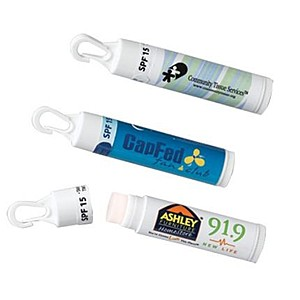 Lip Balm With Clip Spf15 (Usa Made)