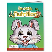 Coloring Book With Mask   Fun With Nutrition