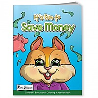 Coloring Book With Mask   It's Fun To Save Money