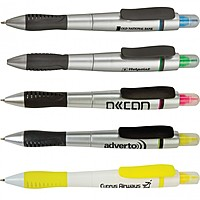Contemporary Highlighter And Pen