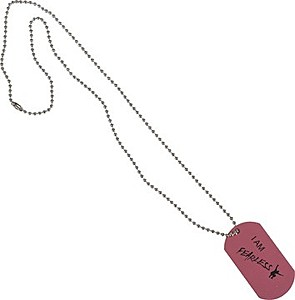 Dog Tag Lanyard