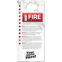 Hang Tag   Fire Safety