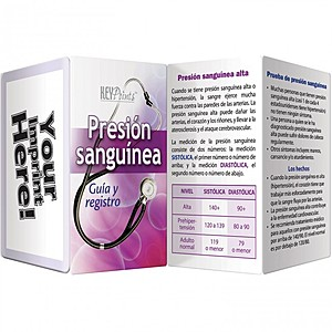Key Points   Blood Pressure Guide And Record Keeper (Spanish)