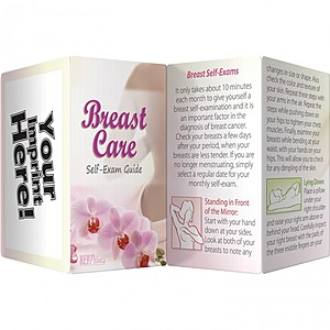 Key Points   Breast Care: Breast Self Exam Guide