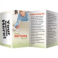 Key Points   Monthly Bill Paying Organizer