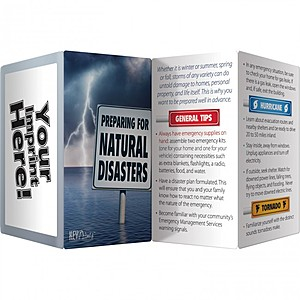 Key Points   Preparing For Natural Disasters