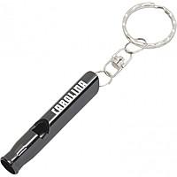 Metal Whistle Key Ring