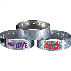 Metallic Wristband