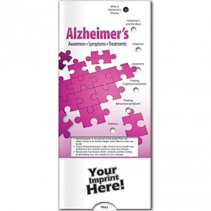 Pocket Slider   Alzheimer's: Awareness, Symptoms, Treatment