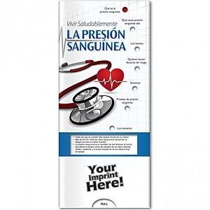 Pocket Slider   Blood Pressure   Healthy Living (Spanish)