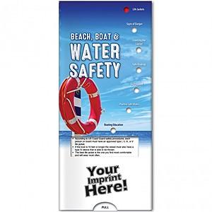 Pocket Slider   Boat & Water Safety