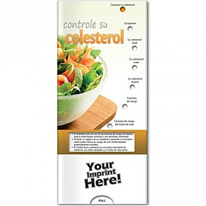Pocket Slider   Controlling Your Cholesterol (Spanish)
