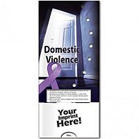 Pocket Slider   Domestic Violence