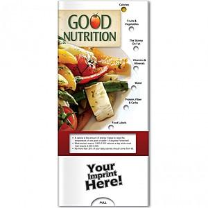 Pocket Slider   Good Nutrition