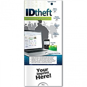 Pocket Slider   Id Theft: Preventing And Protecting