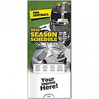 Pocket Slider   Pro Football   2016 Season Schedule
