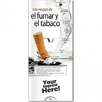 Pocket Slider   Risks Of Smoking And Tobacco (Spanish)