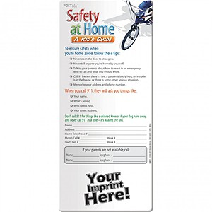 Post Up   Safety At Home: A Kid's Guide