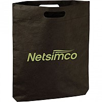 Tote Bag With Diecut Handle