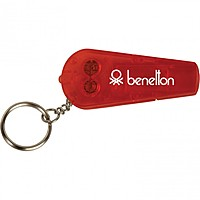 Whistle Key Tag Light