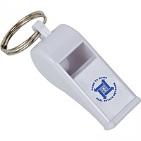 Whistle With Key Ring