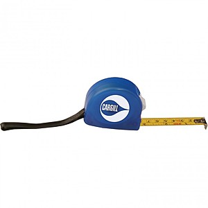 Zippy Tape Measure With Lock, Clip And Strap