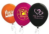 "11"" Cyrstal Latex Balloons"