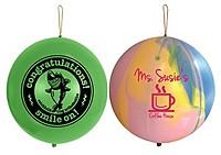 "16"" Latex Punch Balloons"