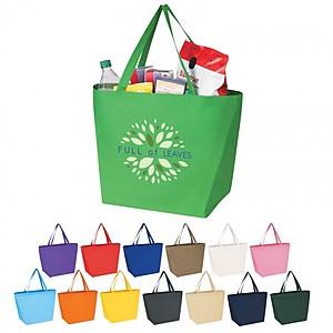 Non Woven Budget Shopper Tote Bag