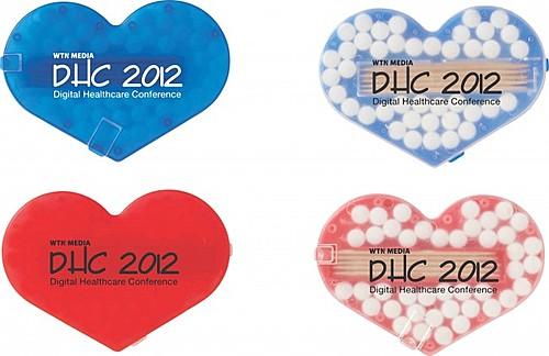 Heart Mints & Picks