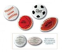 Sports Ball Theme Hot/Cold Therapy Gel Pack