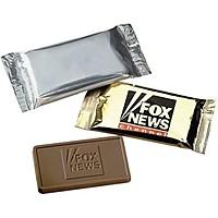 Foil Wrapped 1 Oz. Chocolate Bar
