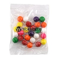 Snack Bag With Gumballs