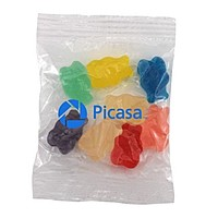 Snack Bag With Gummy Bears