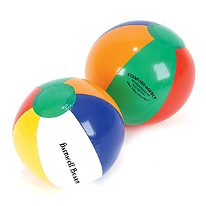 """12"""" Multi Beach Ball"""