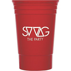The Solitaire 20 Oz Party Cup