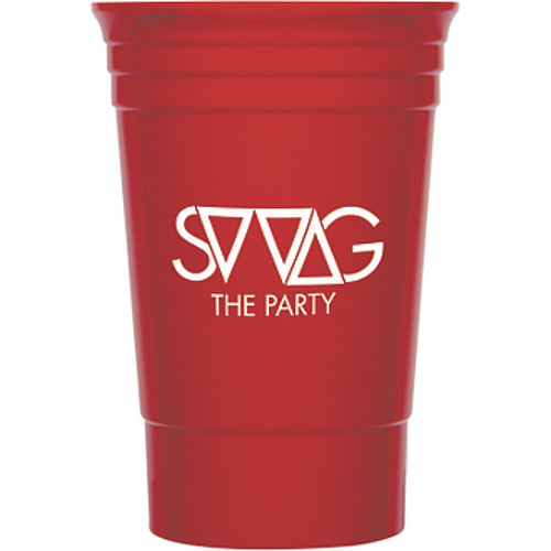 Photo of The Solitaire 20 Oz Party Cup