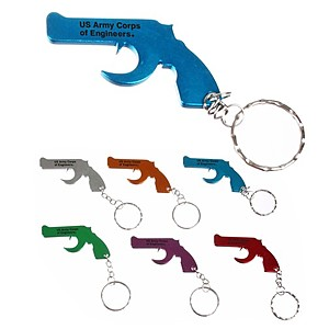 Gun Bottle Opener