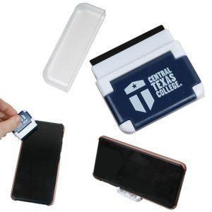 Holder & Screen Cleaner