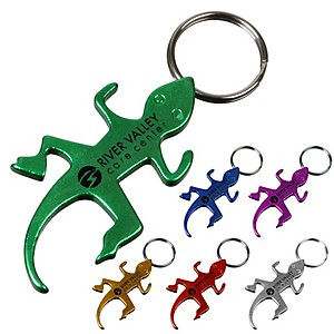 Lizard Bottle Opener
