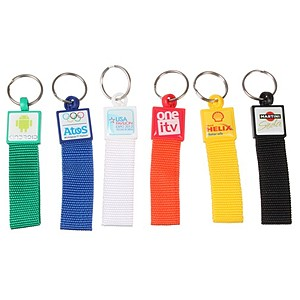 Nylon Key Chain