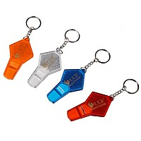 Reflective Safety Whistle