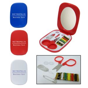 Sewing Kit & Mirror