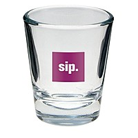 Shot Glass Clear 1.5oz
