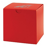 "Fold Up Gift Box   Color Gloss   4"" X 4"""