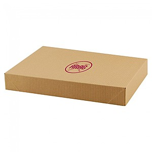 "Pop Up Apparel Box   Natural Kraft   11.5"" X 8.5"""